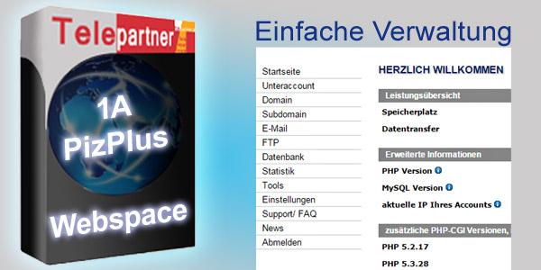 telepartner-webspace-1a-pizplus