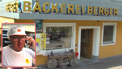 Kundenbewertung Bäckerei Berger